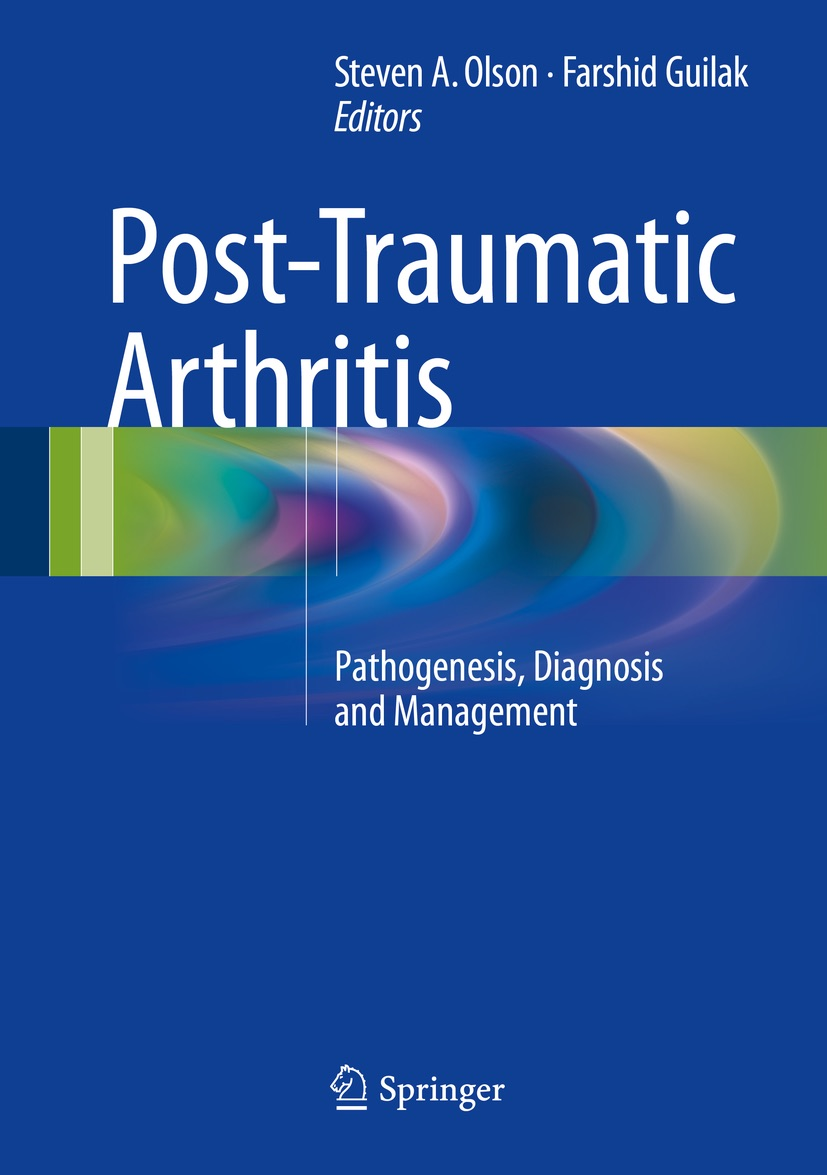 PostTraumatic Arthritis Chapter/Book